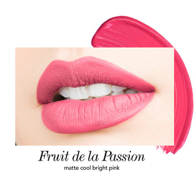 Long-Wear Lip Crème Liquid Lipstick - Fruit de la Passion