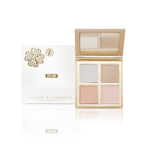 Lucky & Luminous Crème Highlighter Palette