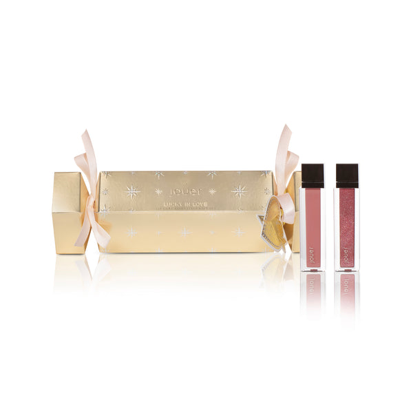 Lucky In Love Lip Crème & Lip Topper™ Gift Set
