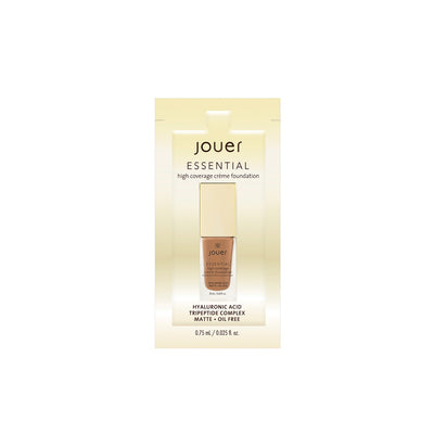 Essential High Coverage Crème Foundation Sample Packets - Dark