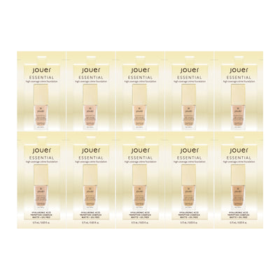 Essential High Coverage Crème Foundation Sample Packets - Medium