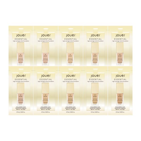 Foundation Sample Packets - Medium
