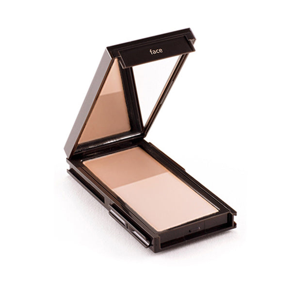 Sheer Matte Powder & Bronzer Duo