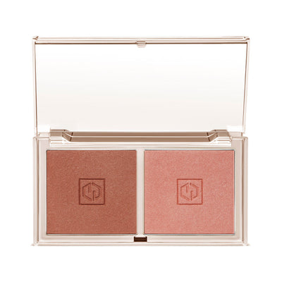 Blush Bouquet Dual Blush Palette - Cheeky Summer