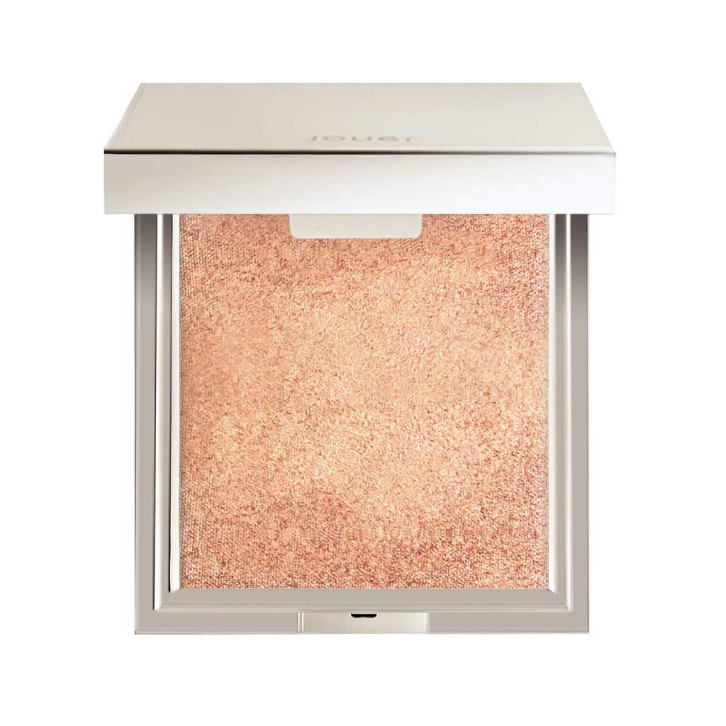 tan lines highlighter (shimmering deep peachy bronze) compact