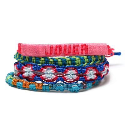 Beachy Jouer Friendship Bracelets