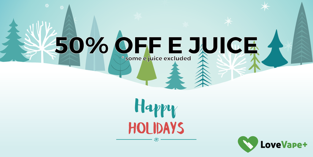 50% OFF End Of Year Promotion