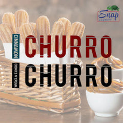 Churro E Juice by Snap