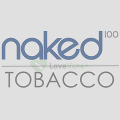 Naked 100 Tobacco E Juice