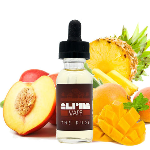 The Dude E Juice - Alpha Vape