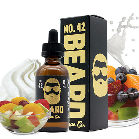 Beard Vape Co # 42 - Beard E Juice