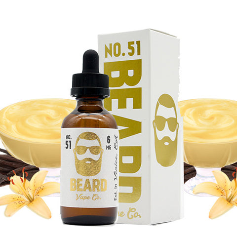 Beard Vape Co # 51 - Beard E Juice