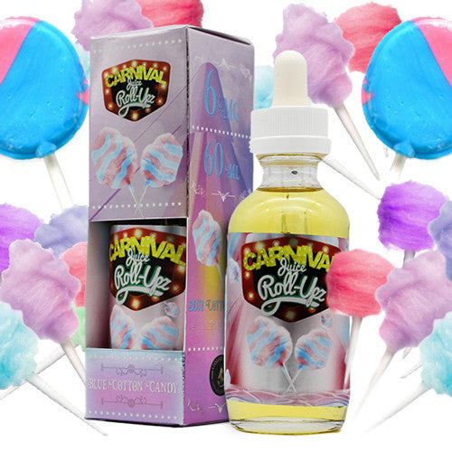 Carnival Cotton Candy - Juice Roll-upz