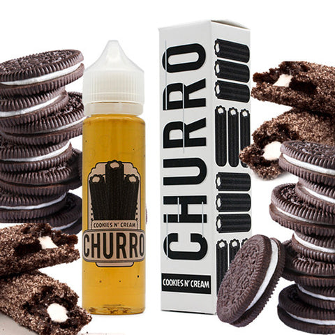 Cookies N' Cream - Churro E Juice By Snap