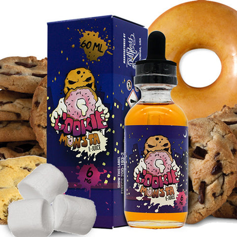 Cookie Monsta - Ruthless E Juice
