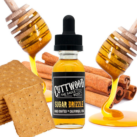Sugar Drizzle - Cuttwood E Juice