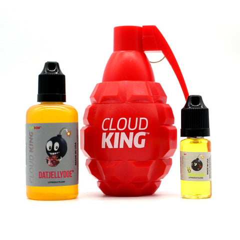 Datjellydoe - Cloud King E Juice