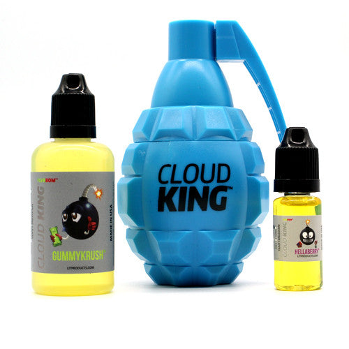 Gummykrush - Cloud King E Juice