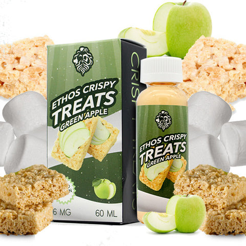Apple Crispy Treat - Ethos Vapors