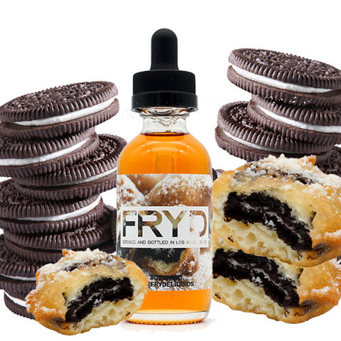 Fried Orio E Juice - FRYD Liquids