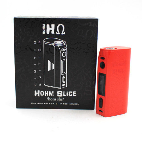HOHM SLICE 26650 LIMITED EDITION MOD