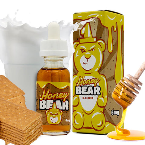 Honey Bear E Juice