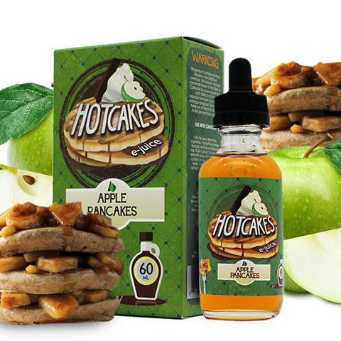 Apple Pancakes E Juice - Hotcakes E-Juice