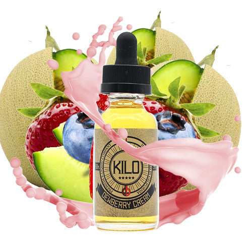 Dewberry Cream - Kilo E Liquids