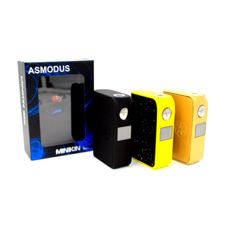 Minikin V1.5 150W TC Box Mod by asMODus