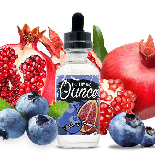 Blueberry Pomegranate - Fruit By The Ounce E Juice