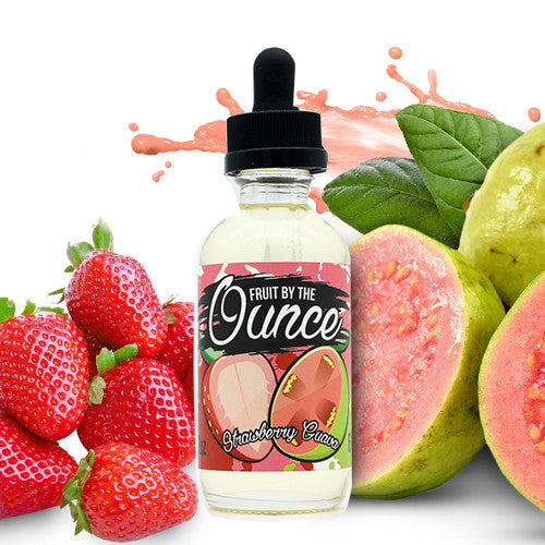 Strawberry Guava - Fruit By The Ounce E Juice