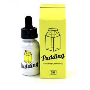 Pudding - The Milkman E Liquid