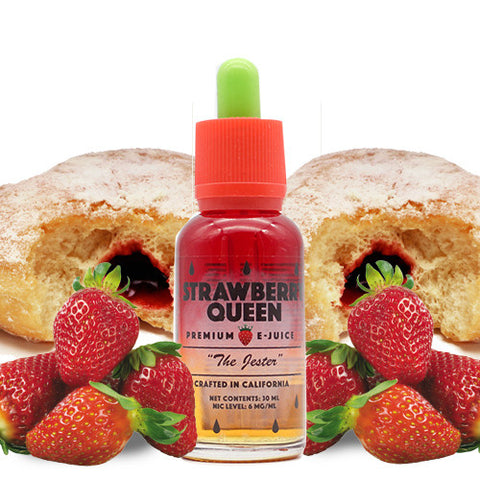 The Jesture - Strawberry Queen E Liquid
