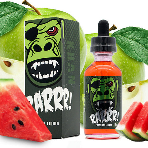 Khan - Rarrr! E Liquid