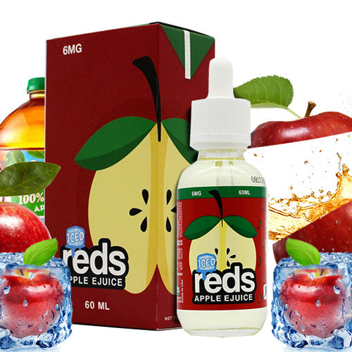 Reds Ice - Reds Apple E Juice
