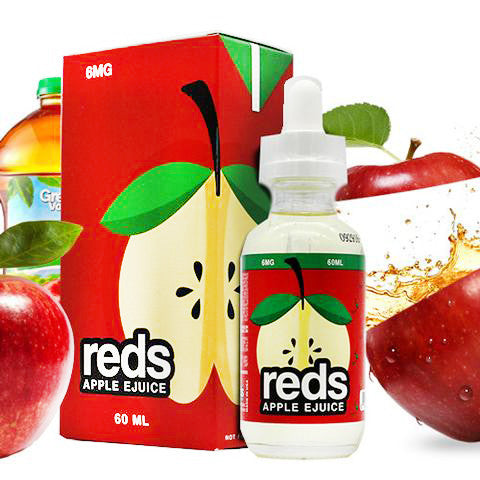 Reds - Reds Apple E Juice