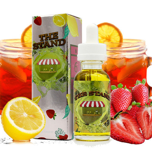 Strawberry Lemonade - The Stand E Juice