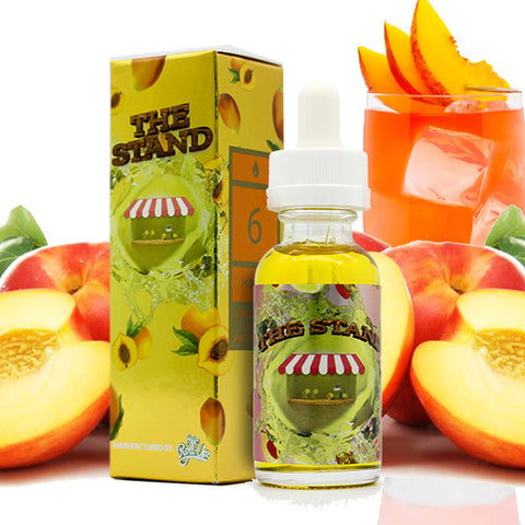Mango Peach Lemonade - The Stand E Juice