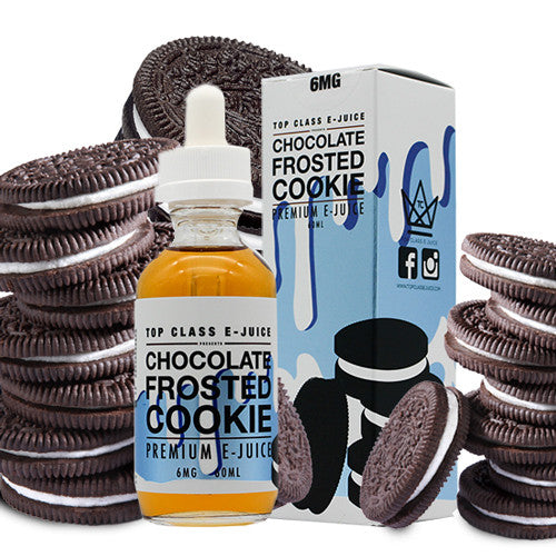 Chocolate Frosted Cookie - Top Class E Juice
