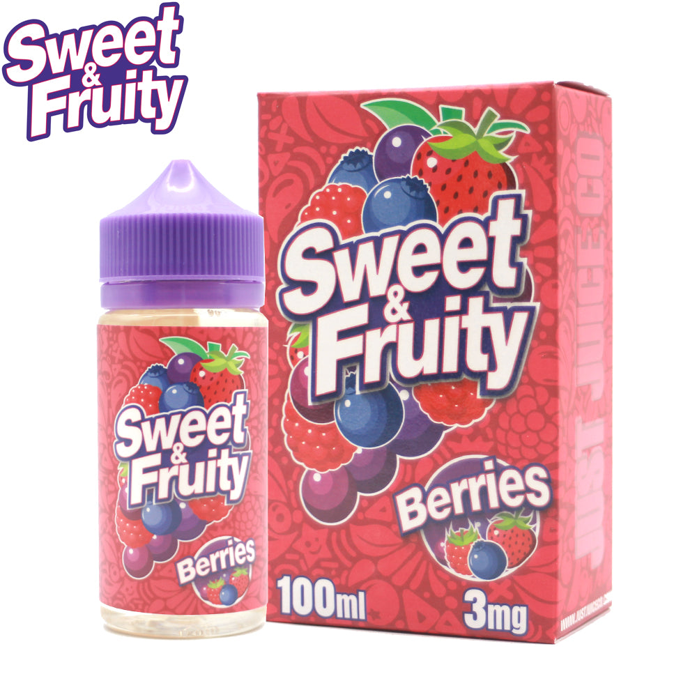 Berries - Sweet & Fruity Ejuice