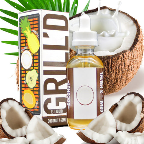 Grill'd E Liquid - Coconut
