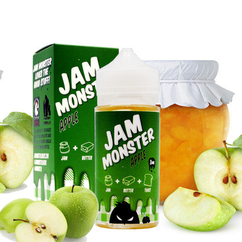 Apple Jam - Jam Monster
