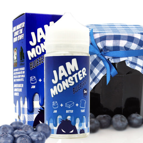 Blueberry Jam - Jam Monster
