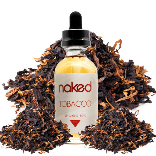 American Cowboy - Naked 100 Tobacco E Juice