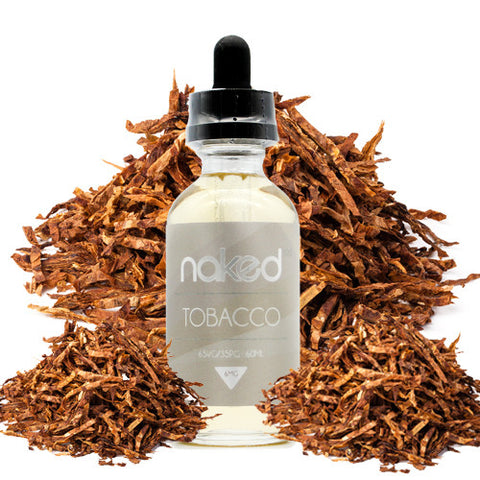 Cuban Blend - Naked 100 Tobacco E Juice
