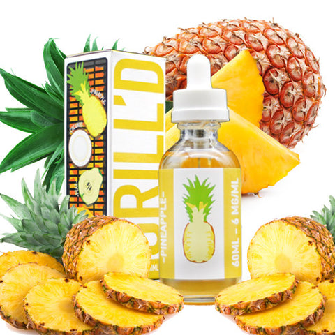 Grill'd E liquid - Pineapple