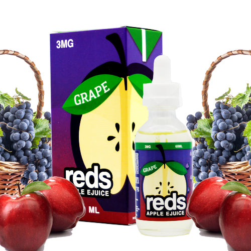 Grape apple - Reds Apple E Juice