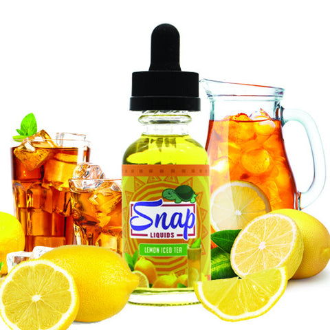 Lemon Iced Tea - Snap E Liquid