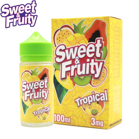Tropical - Sweet & Fruity Ejuice