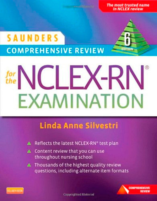 Saunders Comprehensive Review for the NCLEX-PN Examination 6th Edition Etextbook - Books with Benefits